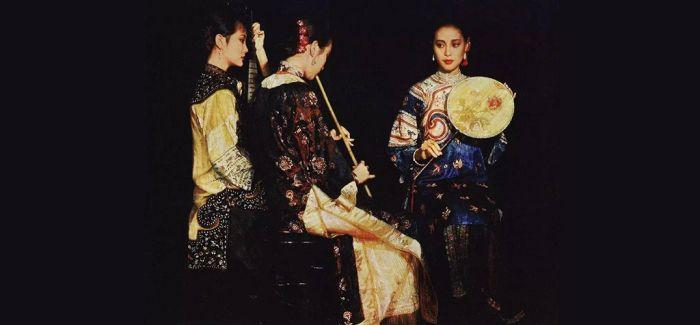曼妙的身姿 穿越百年而来的旗袍工艺