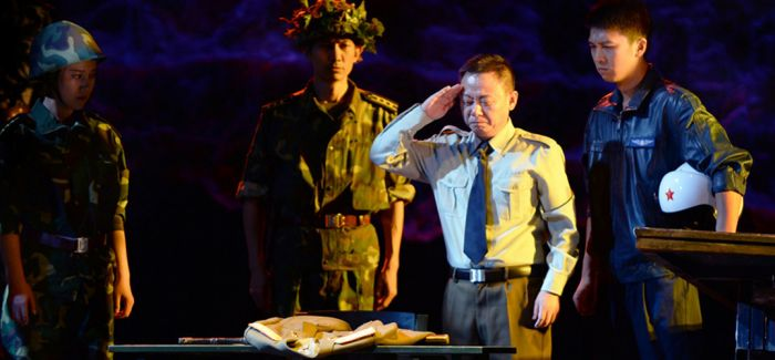军旅话剧为话剧舞台带来清新之风和浩然正气