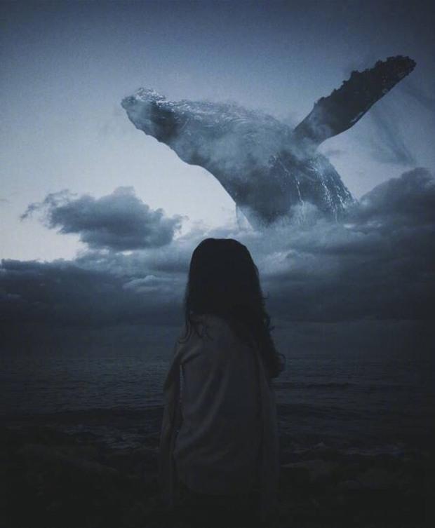 超现实主义视效:压抑而黑暗的逆时空