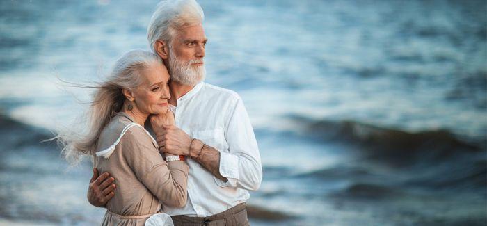 最美好的爱情就是和你慢慢变老!