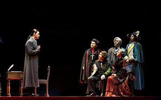 """""""化身博士""""在中国化身成了舞台剧版本"""