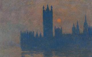 """莫奈六幅""""英国议会大厦""""将回英伦"""