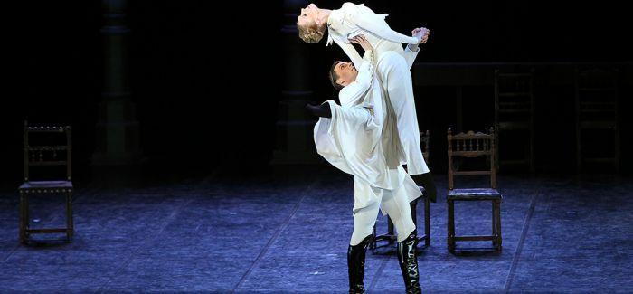 艾夫曼芭蕾舞团带重礼前来上海