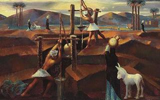 佳士得将现代及当代中东艺术带到国际市场