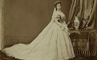 可爱的少女 茜茜公主嫁到