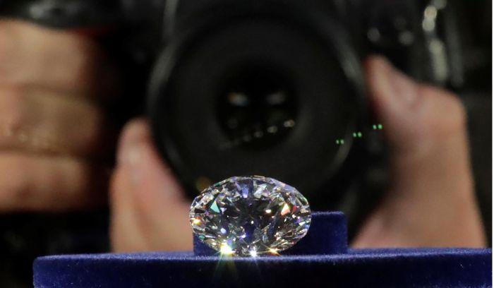 51.38克拉&quot王朝&quot钻石