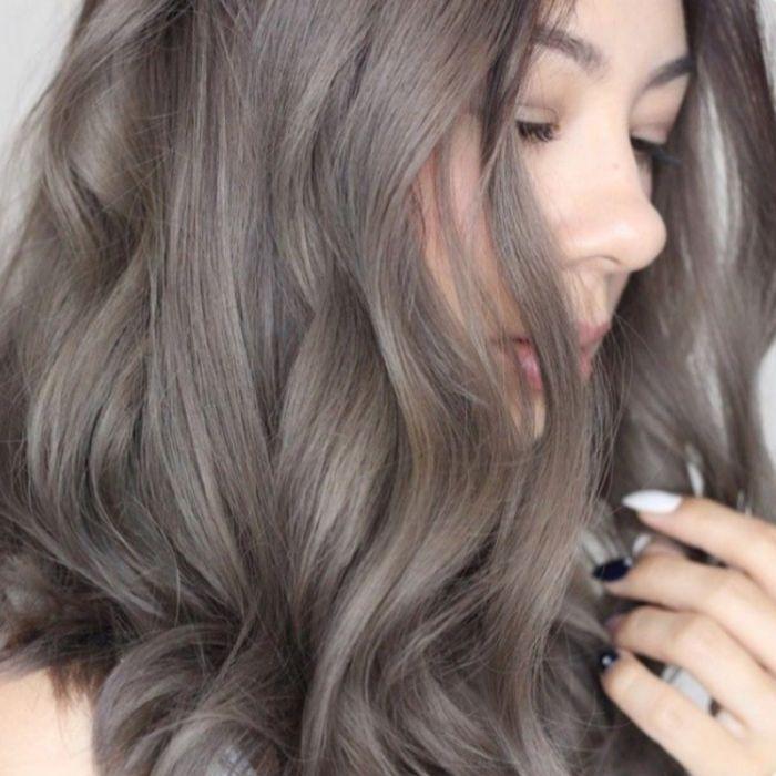 给头发换个色!2017最流行的发色奉上