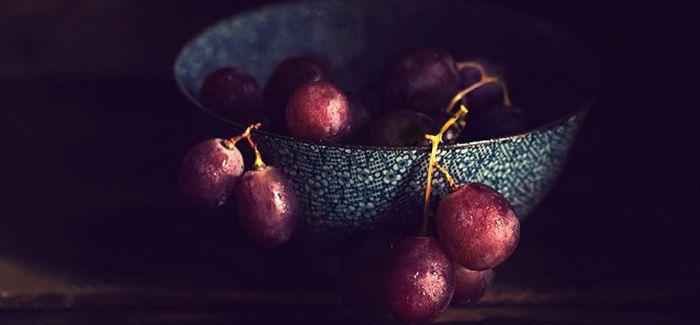 原来葡萄这般文艺