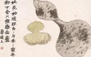 雅俗共赏的葫芦画