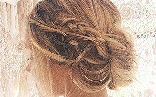 浪漫的日子 怎能少了浪漫的发型