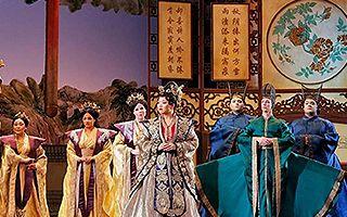"""华人""""梦之队"""" 内地首演英文歌剧《红楼梦》"""