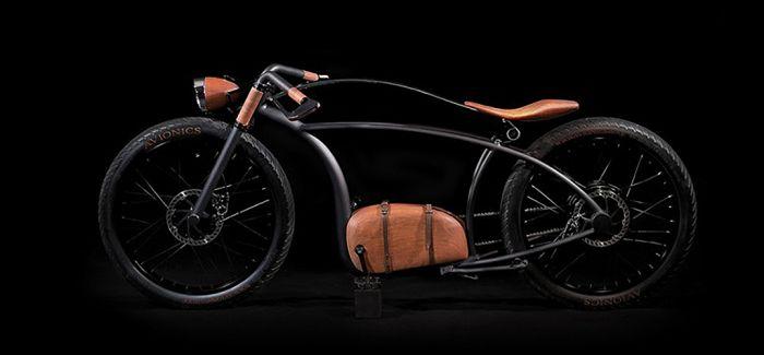 世界上最拉风的电动自行车 你见过么?