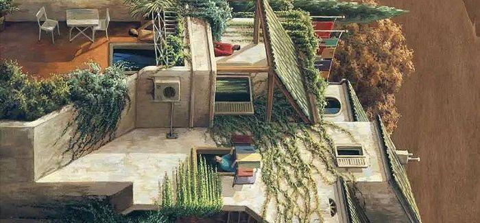 亲爱的 我把房子画反了!