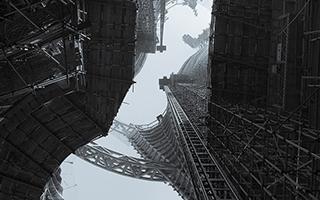 科幻世界中的建筑