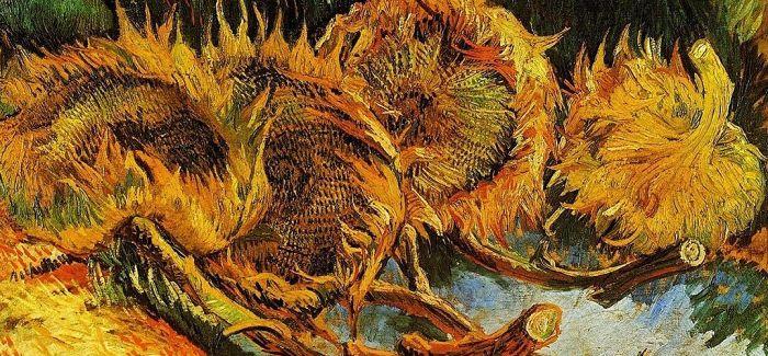 5幅梵高《向日葵》网络开展