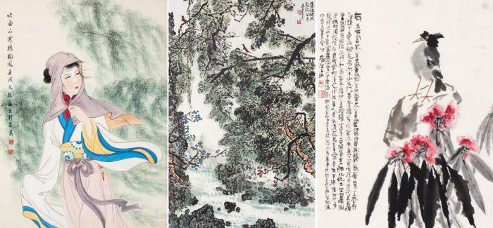 中国嘉德将呈现川渝绘画专题
