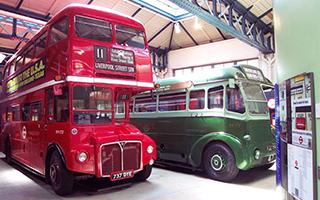 来看看伦敦的交通史!