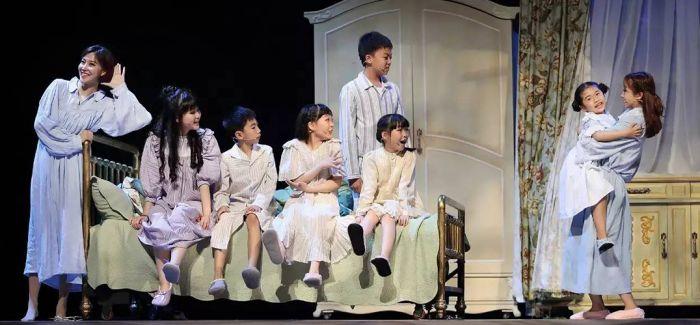 《音乐之声》再来北京 6个孩子是亮点
