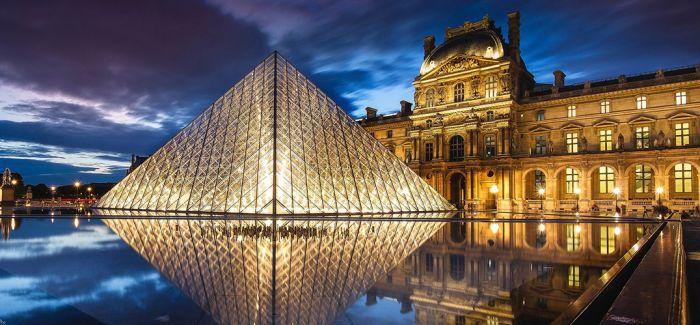 小清新的巴黎 你见过嘛?