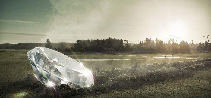 天空掉下大钻石!来看看超现实主义如何诠释美梦