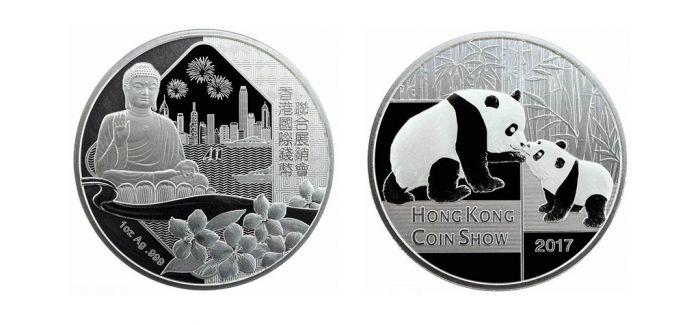 香港国际钱币联合展纪念银章即将发售