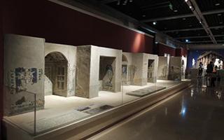 """""""文明之海""""巡展来到重庆三峡博物馆"""