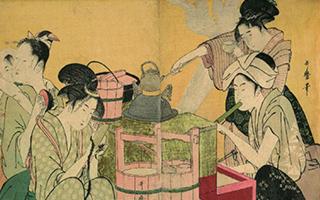 看浮世绘是如何影响一代印象派艺术家的