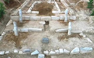 朝鲜发现高丽王朝第15代王肃宗的陵墓
