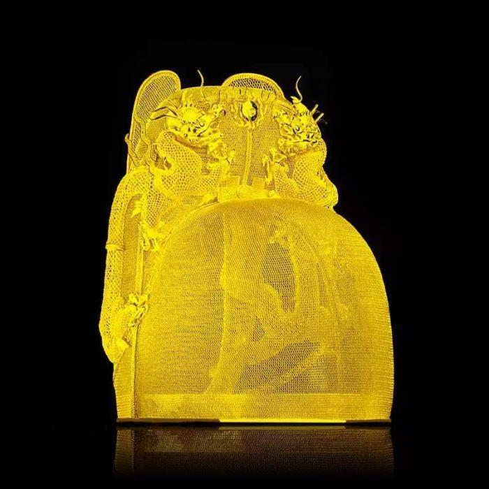 花丝镶嵌:传承3000年的中国皇家绝技
