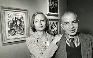 50年5000件艺术品收藏!这对平民夫妇不简单