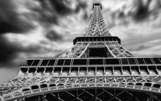 去法国 怎能不看埃菲尔铁塔
