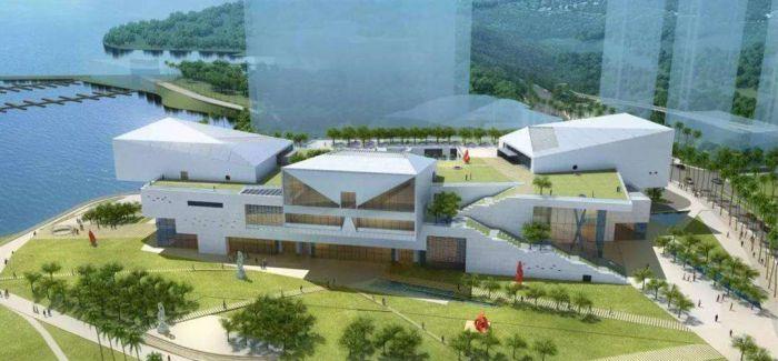 海上世界文化艺术中心即将向公众开放