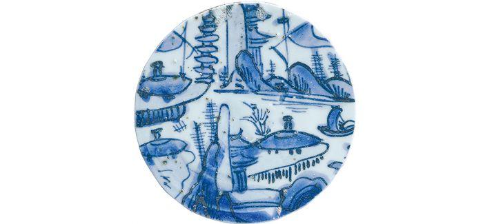 瓷片印记:外商眼里的中国印象