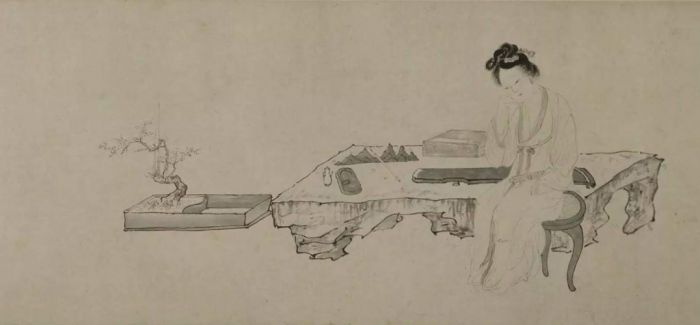 到北京画院看明清人物画的情与境