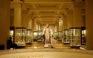 博物馆的展览除了看 还能怎样感受?
