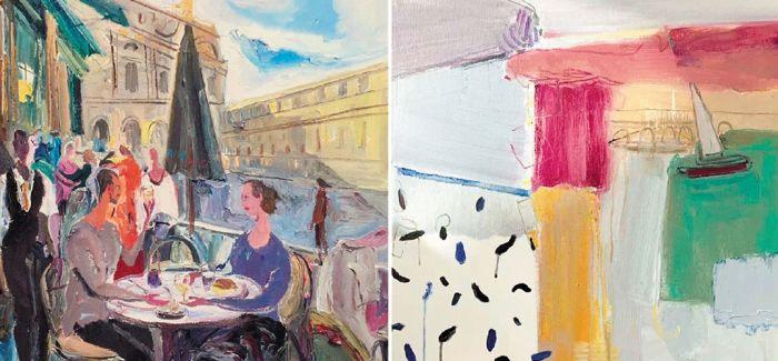 巴黎举行中法海洋绘画与影像艺术展