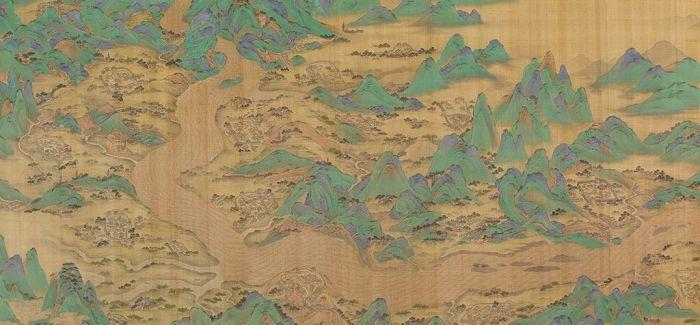溪山无尽:中国山水在美国