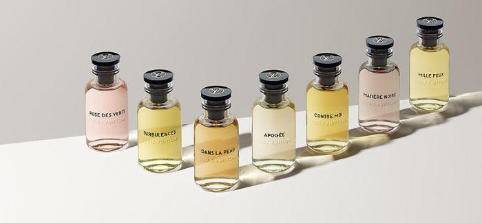 LV在成都开展并携带了时隔70年的香水!