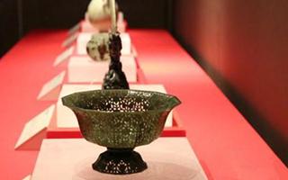 故宫院藏痕都斯坦玉器展在鼓浪屿外国文物馆开展