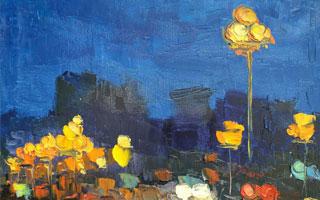 体验 | 油画自由体验正在进行中