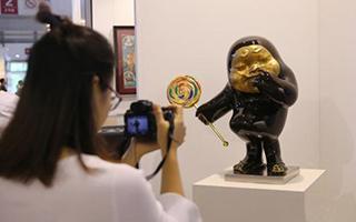 中外百家画廊及艺术机构参展北京艺术博览会