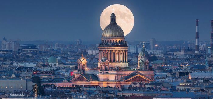 圣彼得堡:俄罗斯之心