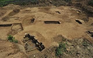 成都出土75座古墓 年代从战国到唐宋