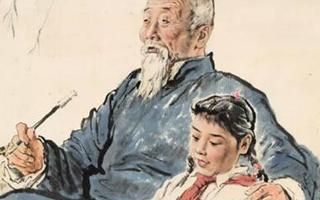 12件精品 跨越近半个世纪:蒋兆和文献展