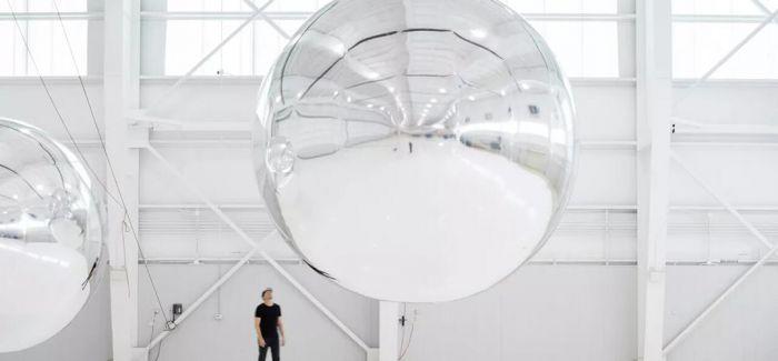 """第一个""""纯粹作为艺术行为被发射上天的卫星"""""""