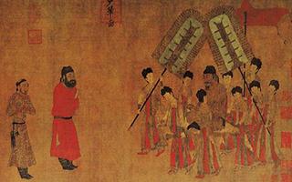 故宫博物院十大馆藏名画