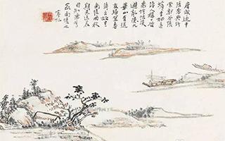 佳士纽约亚洲艺术周将呈献历代书画精品