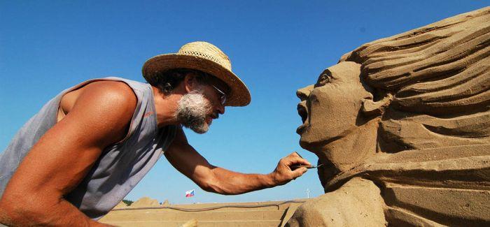"""""""一带一路·中国梦""""2017舟山国际沙雕节即将开幕"""