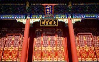 颐和园的后大庙 :汉藏文明的融合