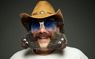 胡子竟然也可以成为一种精致的艺术品?